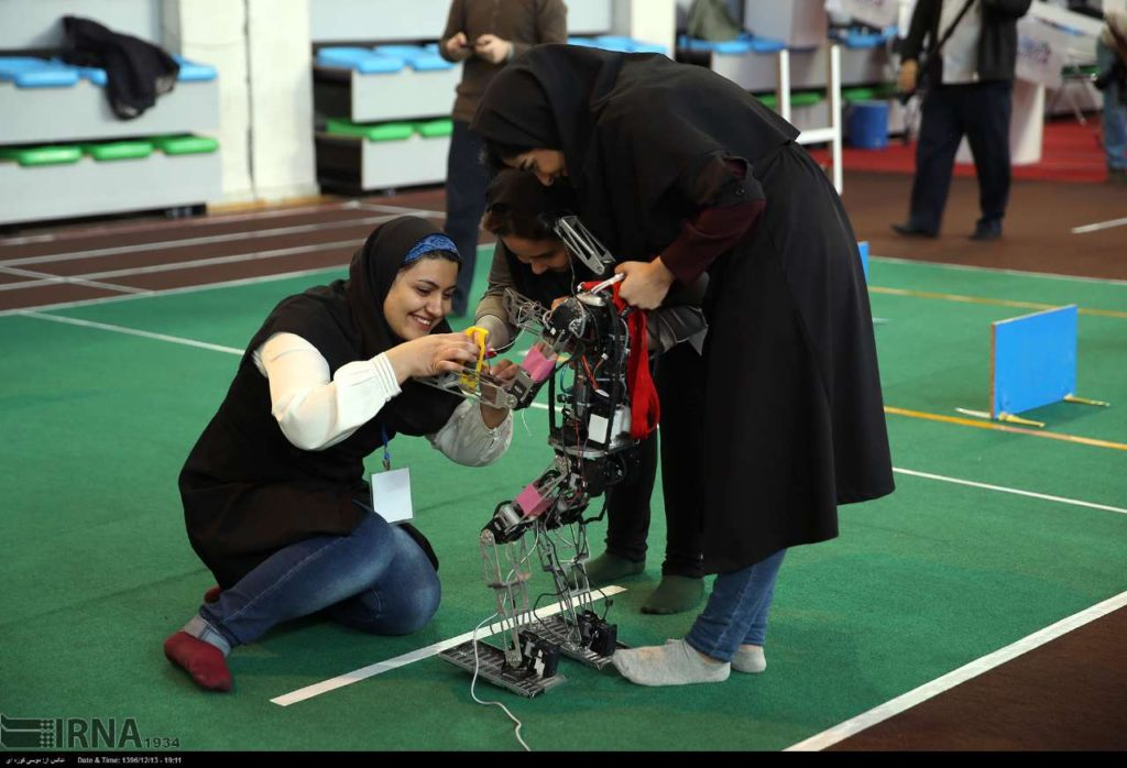 IRAN FIRA Open Competition 2018