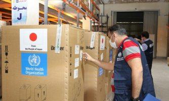WHO provides Iran with 150 ventilators, 100 PCR machines