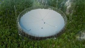 بزرگترین تلسکوپ تکدیش جهان ساخته میشود