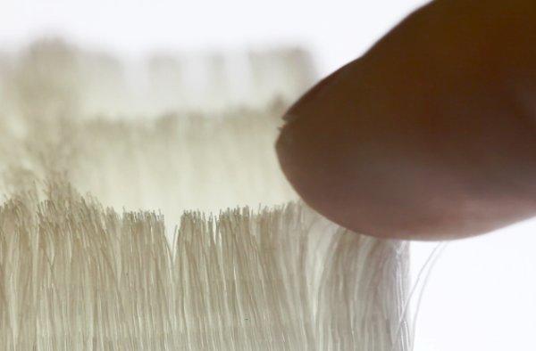 چاپ مو با پرینترهای سه بعدی!