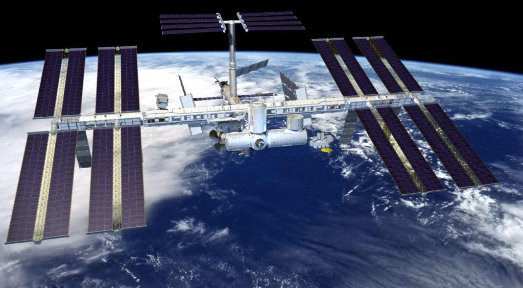 راهاندازی اینترنت پرسرعت در ایستگاه فضایی
