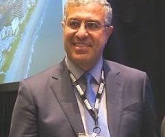 استاد ایرانی، برنده جایزه بین المللی منابع آب و محیط زیست آمریکا شد