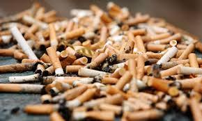 تولید آجر با ته سیگار