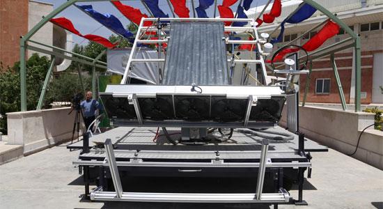 نخستین آزمایشگاه مرجع تست تجهیزات خورشیدی-حرارتی کشور راه اندازی شد