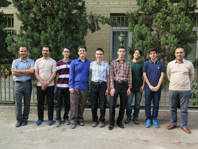تحلیلی بر افت ۱۷ پله ای رتبه تیم المپیاد ریاضی ایران + سوالات المپیاد(فارسی)