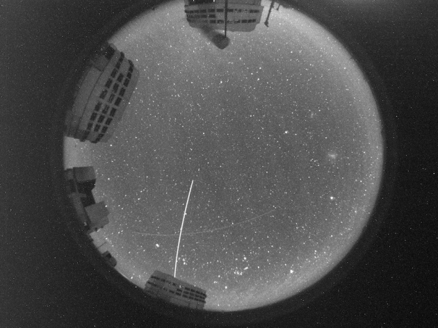 FRIPON's cameras will track meteors streaking across the sky.
