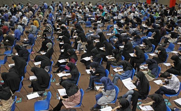 برترینهای المپیاد بینالمللی علمی دانشجویی معرفی شدند