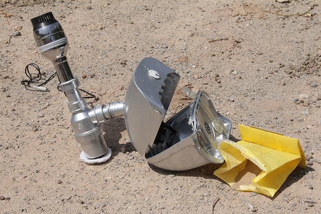 دستگاه «سنجش فرسایش بادی» دانشگاه یزد تجاریسازی شد