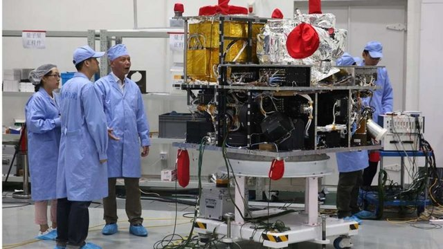 نخستین ماهواره کوانتومی ضد هک جهان پرتاب میشود