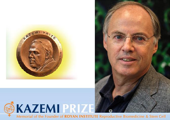 چهارمین «جایزه کاظمی» به کاشف هلندی سلولهای بنیادی رودهای رسید