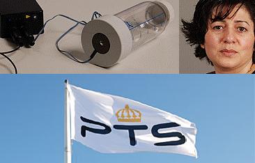 مخترع ایرانی، برنده جایزه نوآوری مخابراتی ۲۰۱۶ سوئد شد