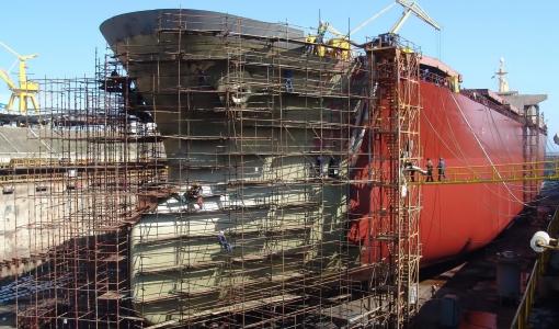 عدم شناخت مسؤولان از امکانات داخلی، نخستین مشکل صنعت کشتیسازی است