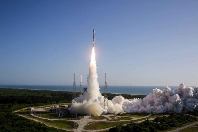پرتاب ماهواره به مدارهای بالاتر با فناوری جدید موشکی