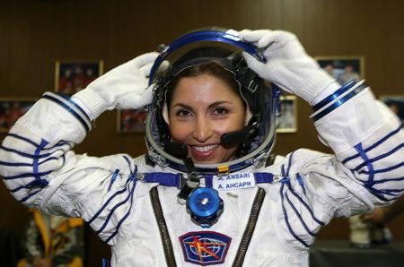 روزی که نخستین ایرانی به فضا رفت + تصاویر