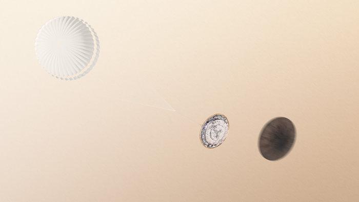شمارش معکوس برای فرود کاوشگر مریخی اروپا + فیلم