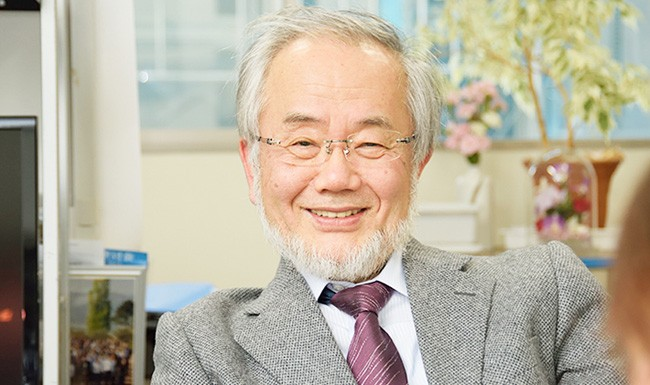 دانشمند ژاپنی کاشف مکانیزم اتوفاژی، برنده نوبل پزشکی ۲۰۱۶ شد