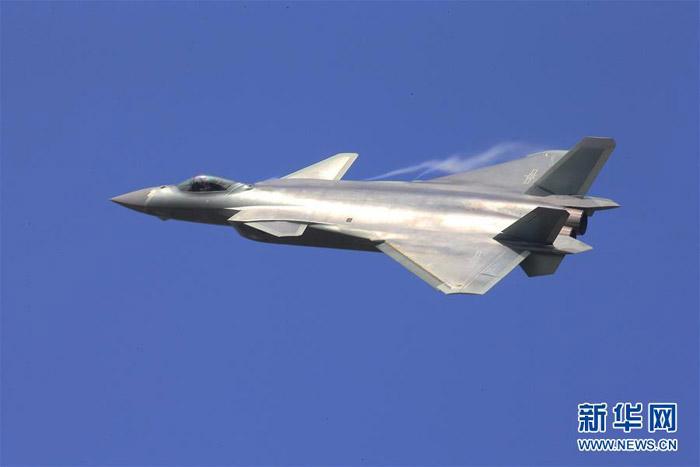 نسل جدید جنگندههای رادارگریز چین، رونمایی شد