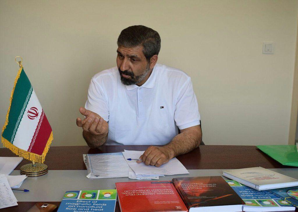 دکتر دومیری گنجی، سرپرست دانشگاه فناوریهای نوین آمل شد