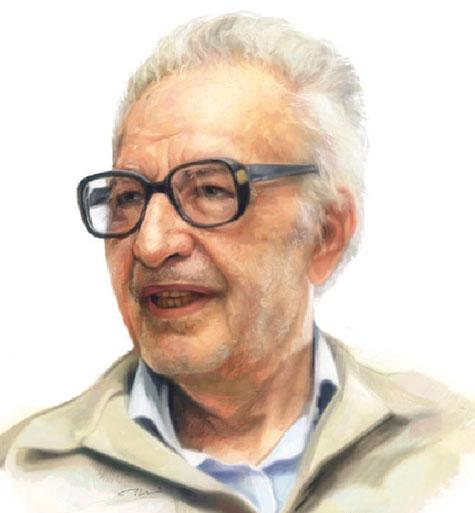 شهریار ملک ریاضی، ۹۰ ساله شد