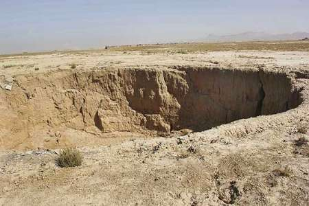 بررسی پدیده «فرونشست زمین» در نشست کارشناسان زمینشناسی