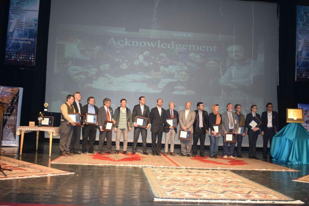 نخستین گردهمایی دانشمندان یک درصد برتر جهان در ایران برگزار شد