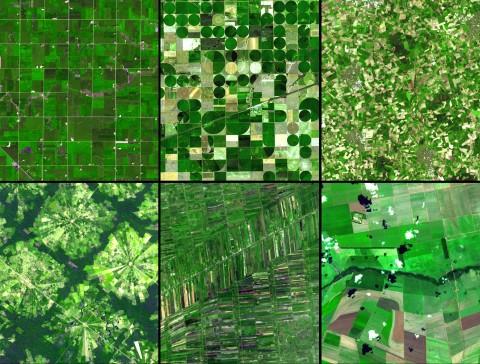 هفت پروژه کلان ایران در پایش فضایی محصولات کشاورزی