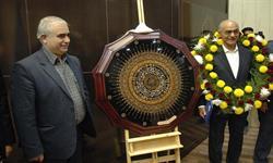پدر علم سمشناسی ایران تقدیر شد