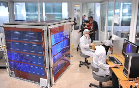 ایجاد موسسه پژوهشی علوم و فناوری فضایی در دانشگاه تهران