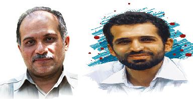 آیین چراغ، نیست خاموشی … / سالگرد ترور ناجوانمردانه استاد علیمحمدی و مصطفی احمدی روشن