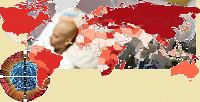 اعلام نتایج بزرگترین مطالعه سرطان در ۱۹۵ کشور جهان/مرگ ۴۹هزار ایرانی در ۲۰۱۵ بر اثر سرطان/چرا سونامی سرطان در ایران واقعیت ندارد؟