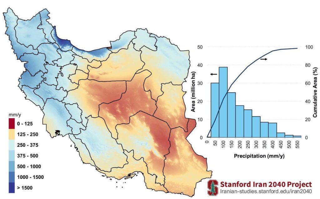 تبرئه«هندوانه»و«گندم»،متهم شدن«گوجه»و«خیار»در ایران ۲۰۴۰/فقط خاک سه درصد ایران،مطلوب کشاورزی است