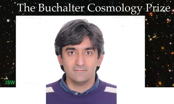 اخترفیزیکدان جوان ایرانی، برنده جایزه کیهان شناسی «بوکالتر» شد