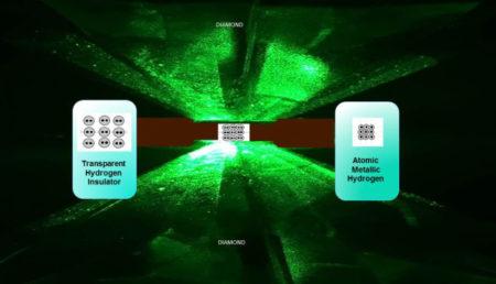 ادعای جنجالی دانشمندان مبنی بر تولید هیدروژن جامد