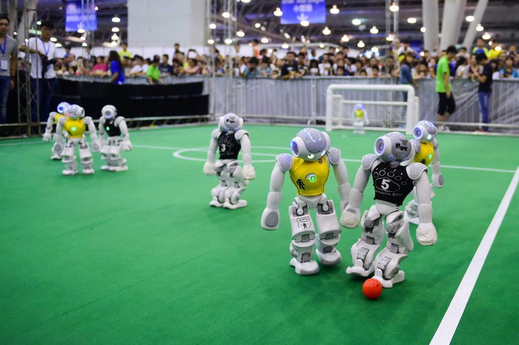نتایج دور اول مسابقات ربوکاپ آسیا و اقیانوسیه اعلام شد