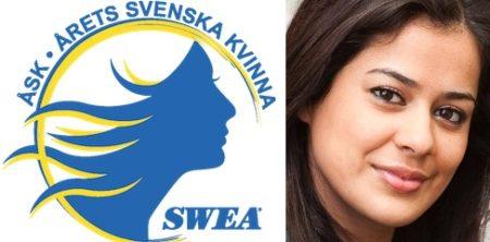 دندانپزشک ایرانی، عنوان زن سوئدی سال ۲۰۱۷ را کسب کرد