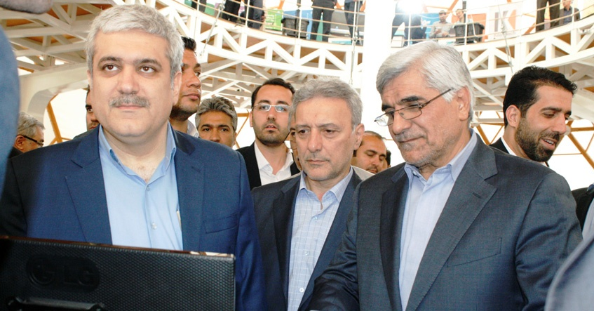 دستاوردهای پارک علم و فناوری دانشگاه تهران معرفی شدند