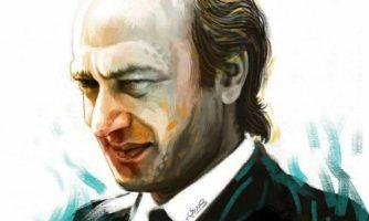 چهلمین سالگرد درگذشت دکتر علی شریعتی گرامی باد