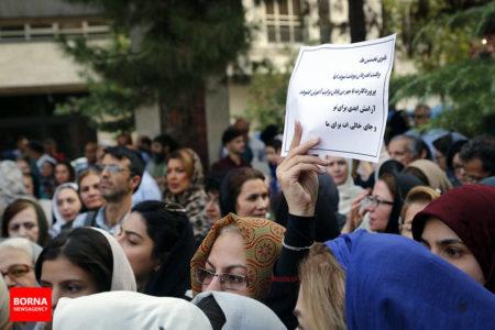 نجفی: نگاه مکانیکی دانشگاههای ایران شرایط بالندگی «مریم»ها را ندارد/تاثر ملی از فوت «مریم» شگفتآور است
