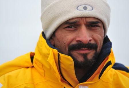 شکارچی ایرانی سایه، مسافر آمریکا شد
