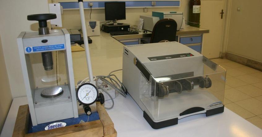 آزمایشگاه تجزیه عنصری مؤسسه باستانشناسی راهاندازی شد