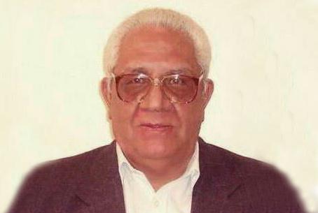 رامین گلستانیان  در سوگ پدر/استاد فیزیک دانشگاه خوارزمی درگذشت