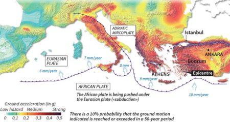 راهاندازی مرکز پیشبینی زلزله در استانبول با همکاری ناسا