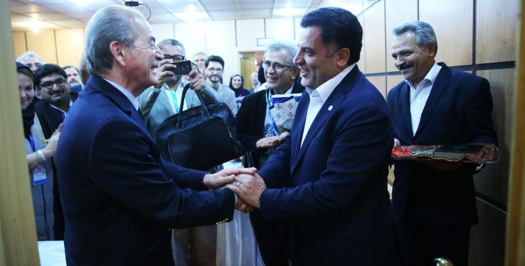 اتاق همکاری های علمی و پزشکی ایران و فرانسه در دانشگاه علوم پزشکی شهید بهشتی افتتاح شد