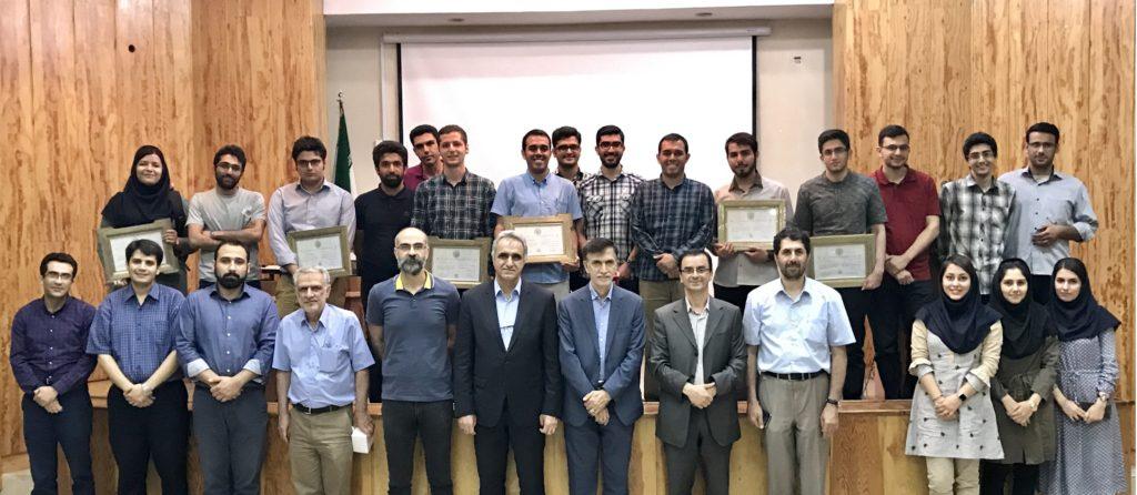پایاننامههای برتر «مهندسی برق» شریف معرفی شدند