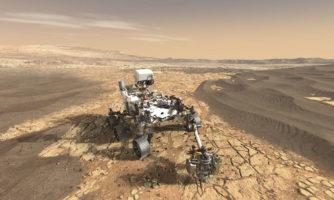 مریخ از دریچه کاوش های ناسا