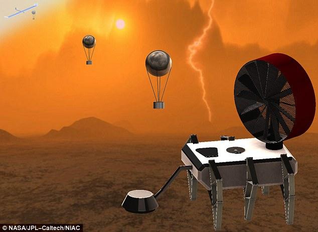 الگوبرداری ناسا از ساعتهای کوکی در ساخت کاوشگر مکانیکی زهره