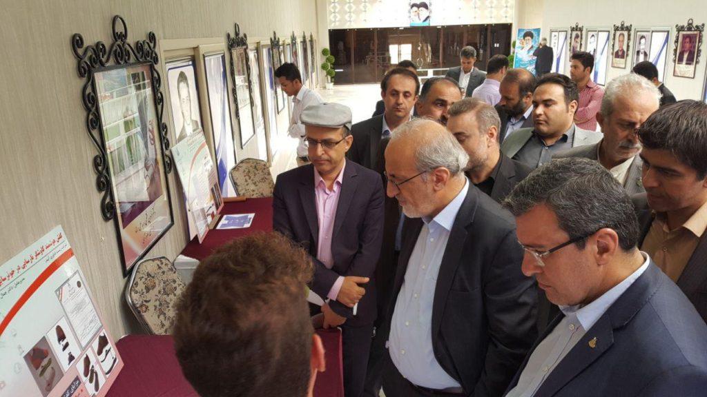 افتتاح مرکز مطالعه کوهورت «دهگلان» با حضور معاون تحقیقات وزیر بهداشت