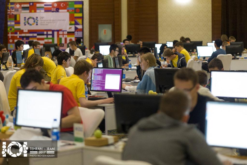 ایران در جایگاه چهارم المپیاد جهانی کامپیوتر تهران