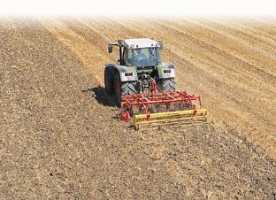 کاهش مصرف سوخت و افزایش ظرفیت مزرعهای با خاکورزی حفاظتی