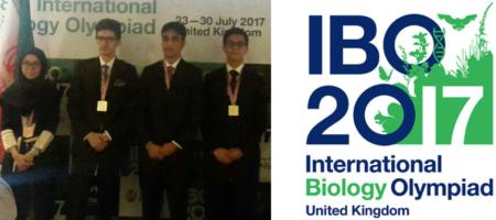 چهار مدال، رهاورد ایران از المپیاد جهانی زیست شناسی/ ایران در تدارک میزبانی المپیاد سال آینده